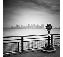 NYC: Manhattan View Photographic Print