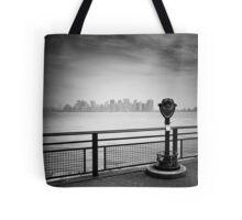 NYC: Manhattan View Tote Bag