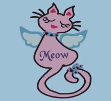 ♔♥Swanky Angelic Kitty-Cat Clothing & Stickers♥♔  by Fantabulous