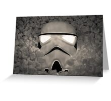The Empire Pays Peanuts Greeting Card