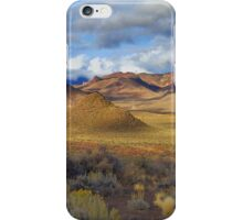 Pyramid Mining District II iPhone Case/Skin