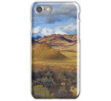 Pyramid Mining District II iPhone Case/Skin