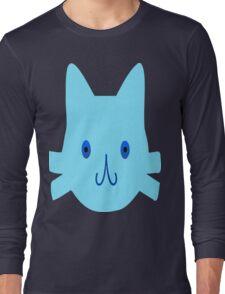 ♔♥Blue Eyed Gorgeous Kitty-Cat Clothing & Stickers♥♔  Long Sleeve T-Shirt