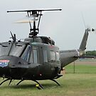 Huey UH-1H 72-21509 by Barrie Woodward