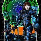 Mistress of War by DarwinsMishap