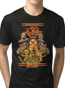 Mission Start! Tri-blend T-Shirt