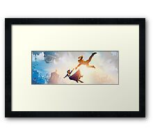 Bioshock infinite Framed Print
