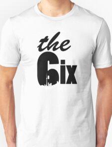 The 6ix logo (with skyline) T-Shirt