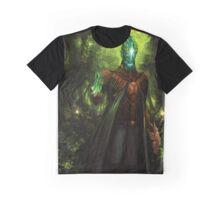 The Gaian Spirit Graphic T-Shirt