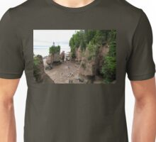 Hopewell Rocks Unisex T-Shirt