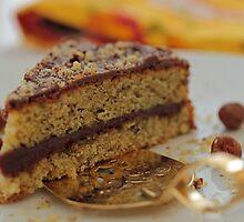 Hazelnut Torte by Lynn Gedeon