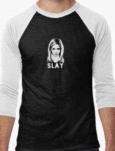 Slay! Men's Baseball ¾ T-Shirt