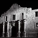 Night At The Alamo by © CK Caldwell IPA