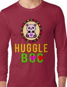 ♥ټSuper Cute Panda HuggleBoo Clothing & Stickersټ ♥ Long Sleeve T-Shirt