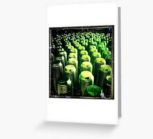 Our 7/8ths Nation Army Greeting Card