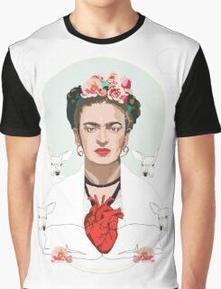 Frida (Light) Graphic T-Shirt