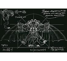 Bioshock Infinite Vetrubian Photographic Print