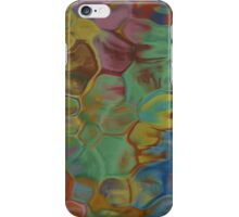 Painting Through Glass 1 iPhone Case/Skin