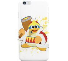King Dedede - Super Smash Bros iPhone Case/Skin
