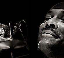 Will Kennedy, on drums by Farfarm