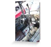 You Shift My Gears... Greeting Card