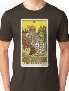 Tarot Card - The Empress Unisex T-Shirt