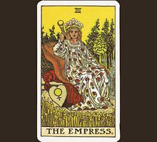 Tarot Card - The Empress Womens Fitted T-Shirt