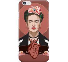Frida (Dark) iPhone Case/Skin