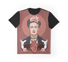 Frida (Dark) Graphic T-Shirt