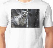 gargoyle, Notre Dame, Paris Unisex T-Shirt