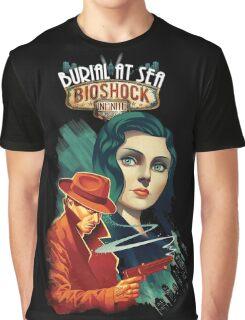 Bioshock Infinite , Burial at sea Graphic T-Shirt
