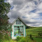 Garden Cottage by Sharon Batdorf