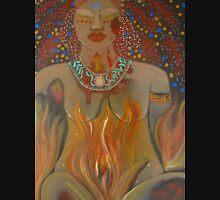Goddess of Sacred Fire ~ Pele Unisex T-Shirt
