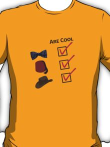Things That Are Cool - Doctor Who T-Shirt