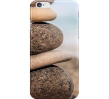 Stacked Pebbles 05 iPhone Case/Skin