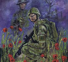 Remembrance by Phil Willetts
