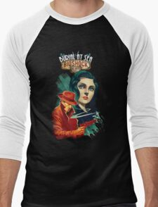 Bioshock Infinite , Burial at sea Men's Baseball ¾ T-Shirt