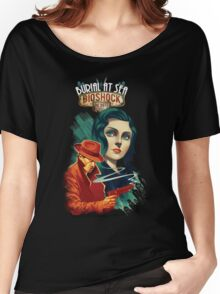 Bioshock Infinite , Burial at sea Women's Relaxed Fit T-Shirt