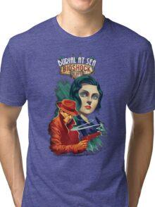 Bioshock Infinite , Burial at sea Tri-blend T-Shirt