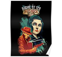 Bioshock Infinite , Burial at sea Poster
