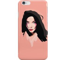 Bjork iPhone Case/Skin