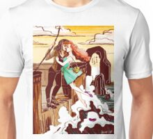 The Pirate and the Mermaid T-Shirt Unisex T-Shirt