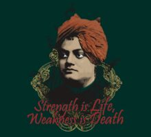 Indian Hindu Monk - Swami Vivekananda by ramanandr