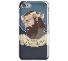 Scale The Wall iPhone Case/Skin
