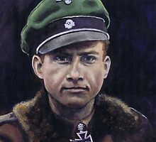 Michael Wittmann by Phil Willetts