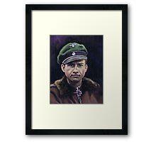 Michael Wittmann Framed Print
