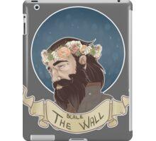Scale The Wall iPad Case/Skin