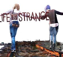 Railroad (Life is Strange) by Spencer Siefke