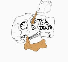 Tea Till Death Colour Unisex T-Shirt