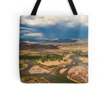 Island Park Summer Storm  Tote Bag